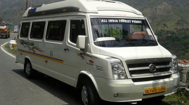 tempo traveller images