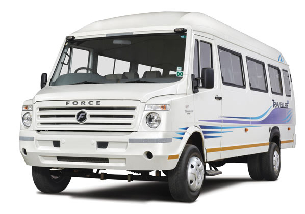 Enjoy excellent Manali tour tempo traveller