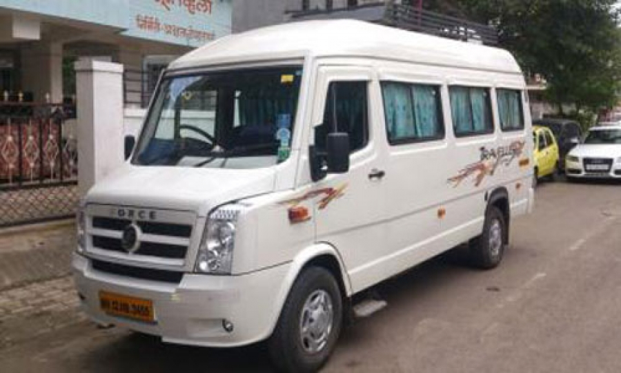 Cherish the beauty of Mussoorie trip with Mussoorie tempo traveller hire