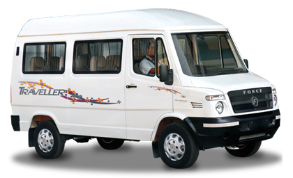 Opt for tempo traveller hire for Chandigarh