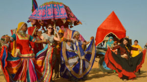 Hire Tempo traveller for Pushkar