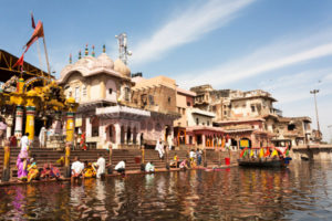 Tempo traveller for Mathura – Ideal way to plan a leap to this holy place