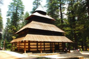 Hidimba Devi Temple – The holy destination of Himachal