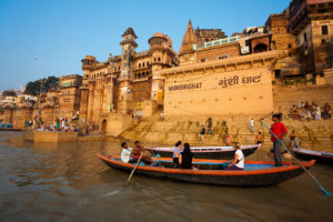 Top 5 Ghats in Benaras