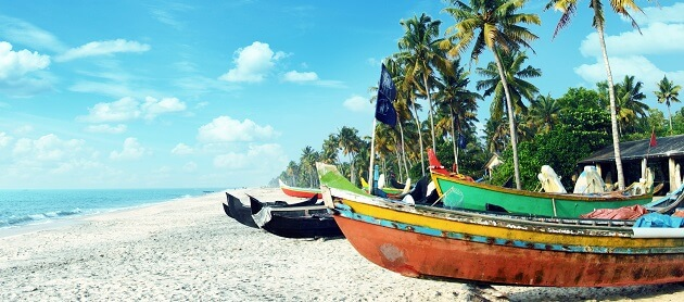 Short and Relaxing 2D/1 N trip to Goa
