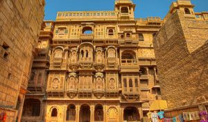 The story of Patwon Ji ki Haveli- Jaisalmir