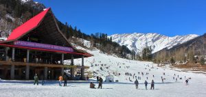 Manali a place for trek lovers