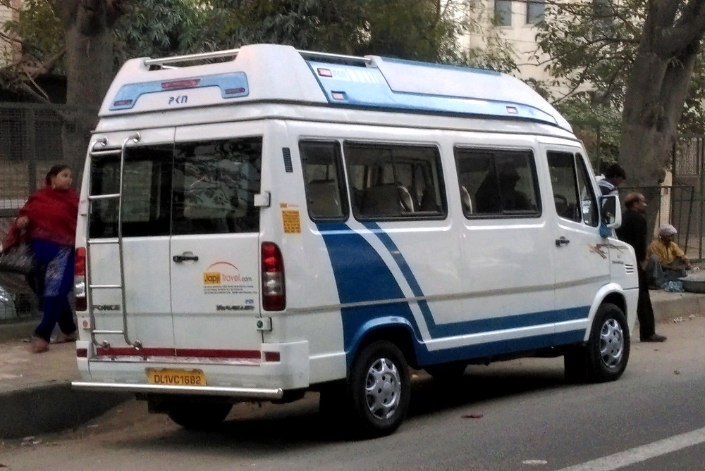 Tempo Traveller Hire For A Family Trip From Delhi to Almora