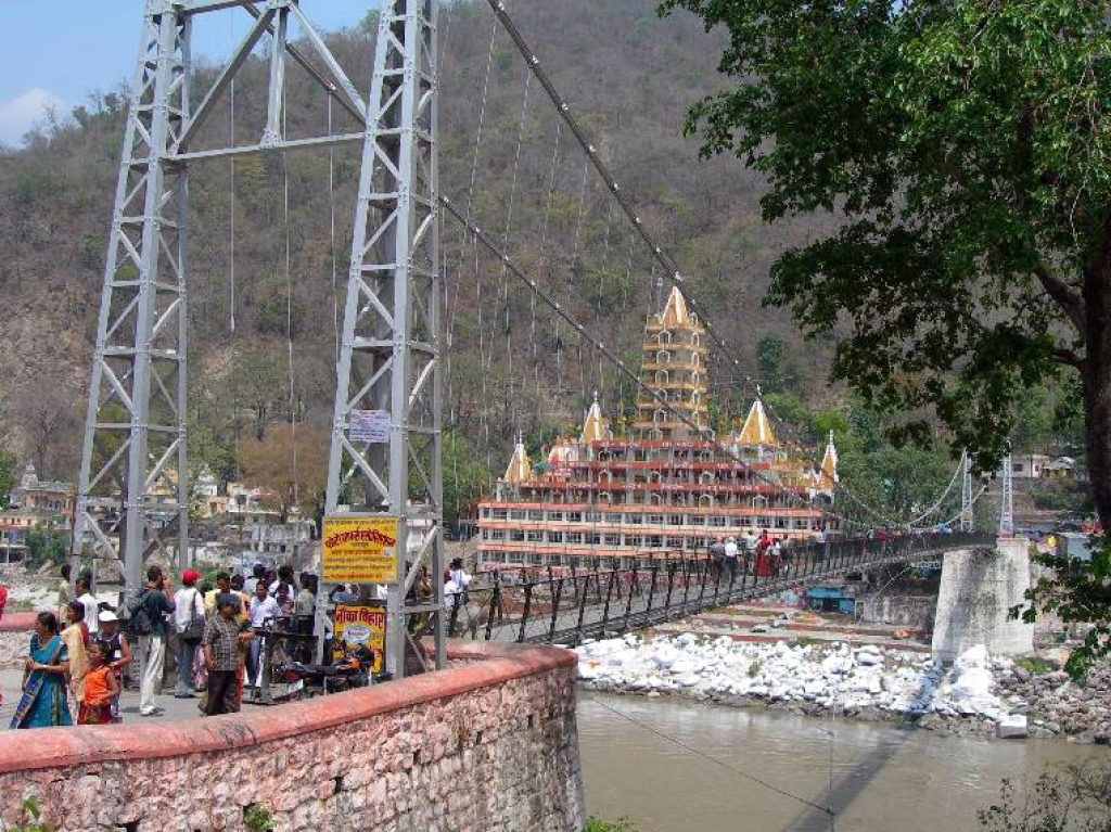A Refreshing Road Trip to Rishikesh