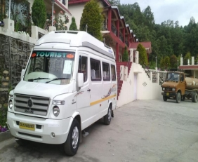 8 Days Shimla Manali Agra Tour
