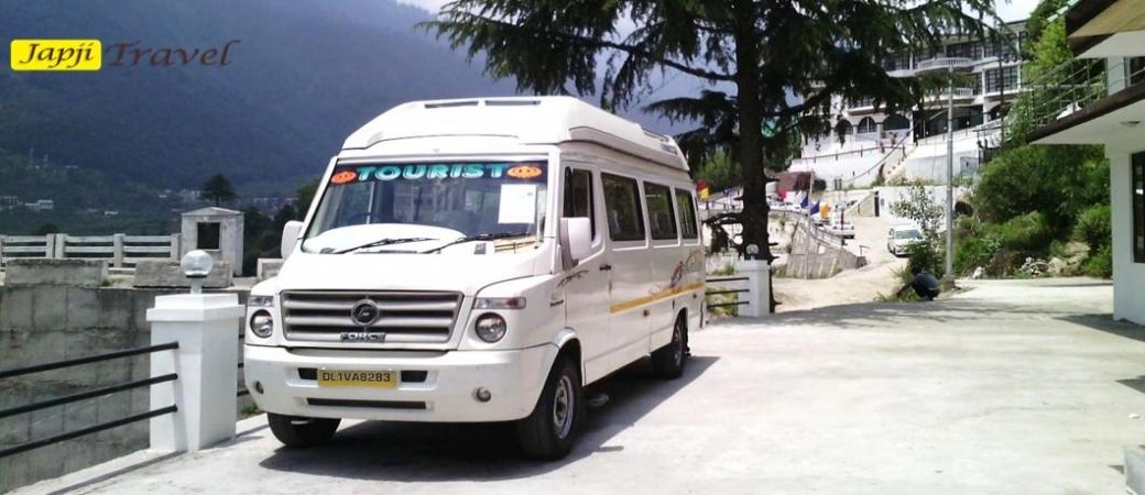 Shimla Manali Tempo Traveller Price