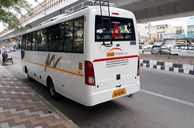21 Seater Minibus