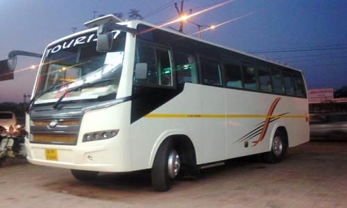 Delhi Bus Hire Rate