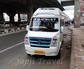 Delhi Manali Trip By Air Suspension Traveller