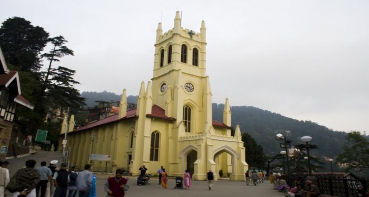 Delhi Shimla Manali 6 Days Bus Hire
