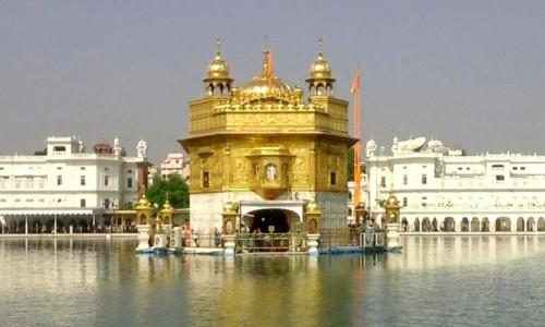Delhi Agra and Amritsar