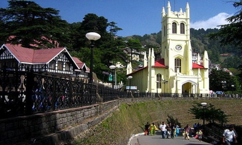 Tempo Traveller Hire For Shimla
