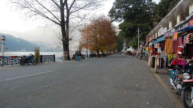 Nainital Tour By Tempo Traveller