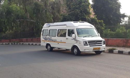 Delhi To Vaishno Devi Yatra