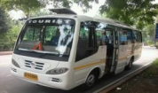 18 Seater Minibus Rental For Rishikesh