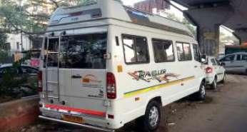 Delhi Manali Agra By Tempo Traveller
