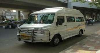Tempo Traveller For Kasol Trip