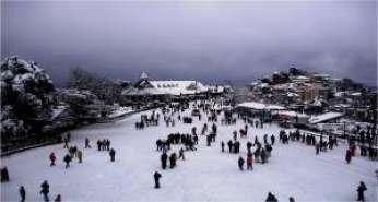 Shimla Manali Tour From Chandigarh