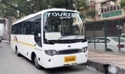 Luxury Minibus For Shimla Manali Trip