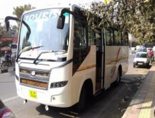 27 Seater Rental Luxury Coach