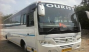 40 Seater AC Bus For Agra Trip