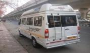 Chandigarh to Shimla Manali Tempo Traveller Service