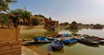 4 Days Jaipur Jaisalmer Tour