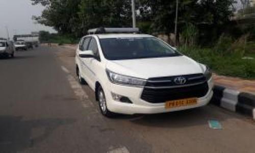 Chandigarh Airport Car Rentals