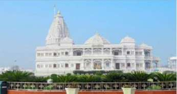 3 Days Delhi Vrindavan Mathura Tour
